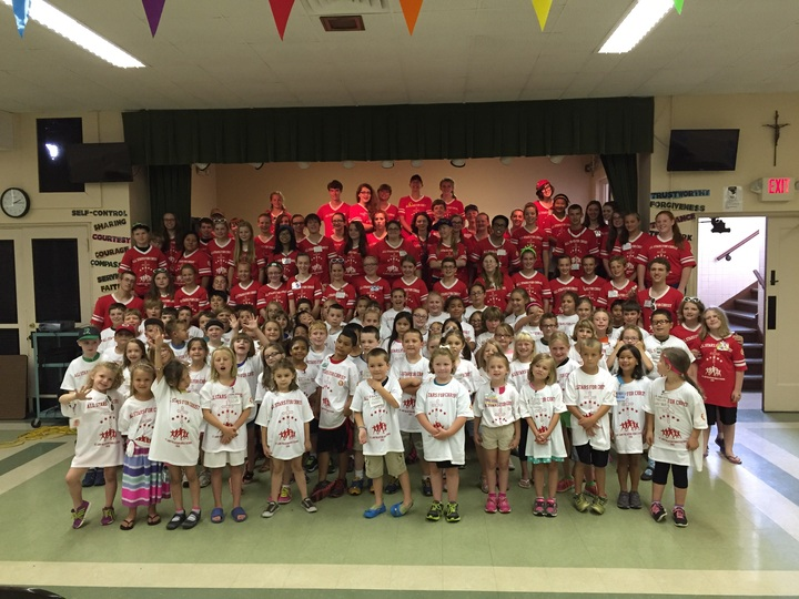 Vbs 2015 T-Shirt Photo