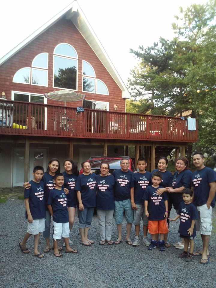 Family Cruz Vacation 2015 T-Shirt Photo