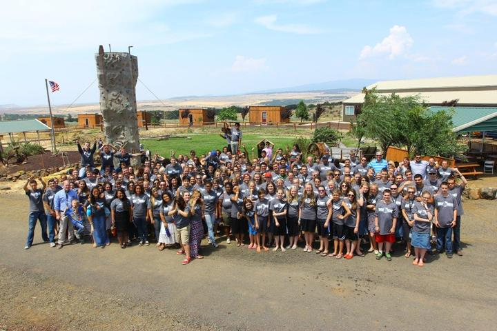 2015 Graceway Baptist Camp T-Shirt Photo