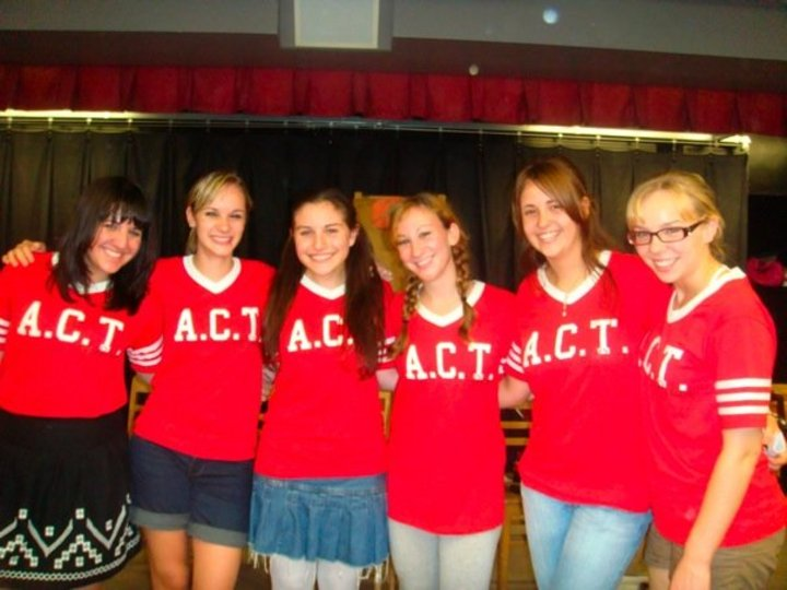 A.C.T. Officers! T-Shirt Photo