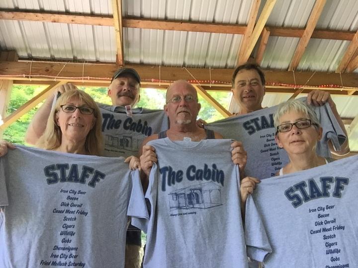 An Exclusive Club T-Shirt Photo