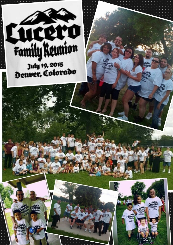Lucero Familia Reunion T-Shirt Photo