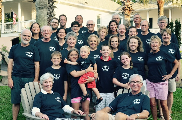 The Harbottle Family Reunion 2015 T-Shirt Photo