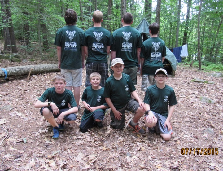 Bsa Troop 42   Clifton Park Ny T-Shirt Photo
