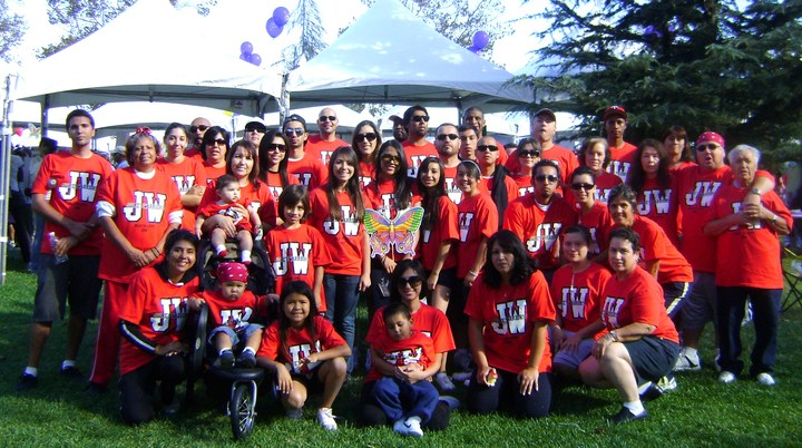 Walk For Lupus T-Shirt Photo
