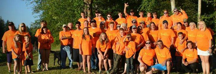 Whiz World 5th Annual 4th Of July Campout T-Shirt Photo