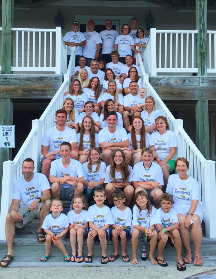2015 Fily Reunion Fun! T-Shirt Photo