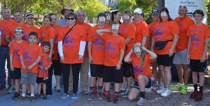 Mason's Minion Marchers T-Shirt Photo