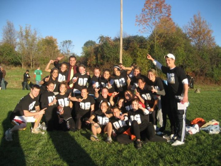 Powderpuff Champs T-Shirt Photo