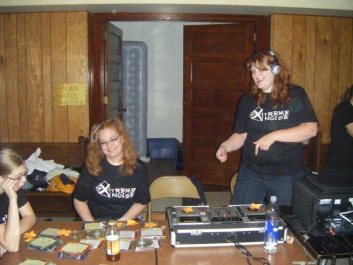 E Rok And Lady J T-Shirt Photo