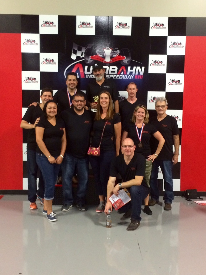 Racing Revlon  T-Shirt Photo