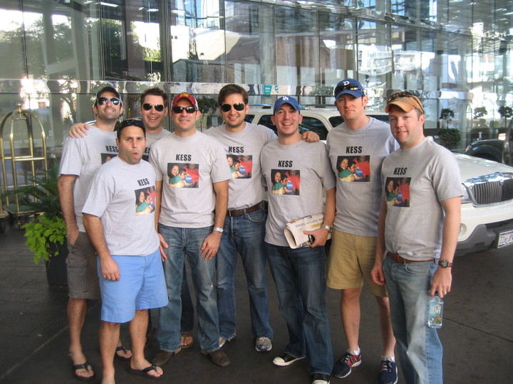 Bachelor Party Boys T-Shirt Photo