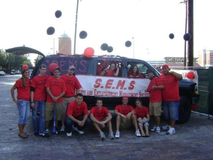 Sems Homecoming Parade T-Shirt Photo