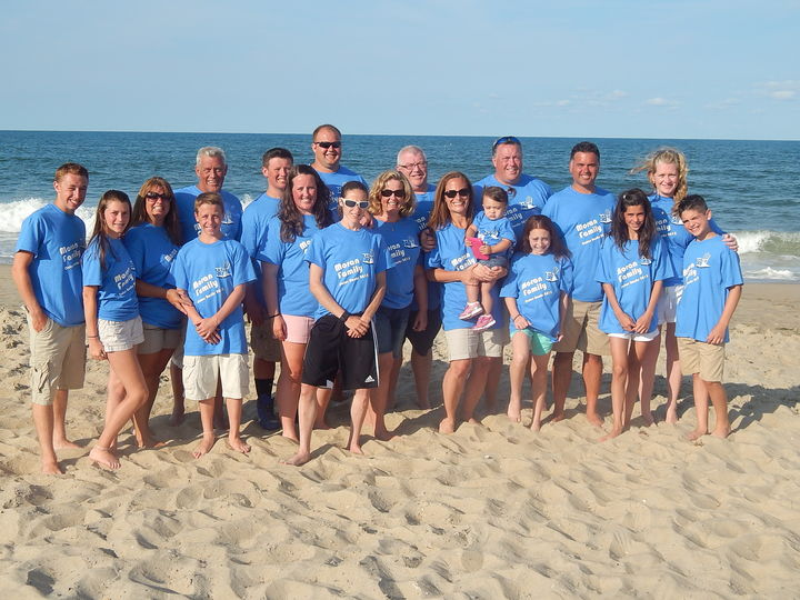 Family Getaway T-Shirt Photo
