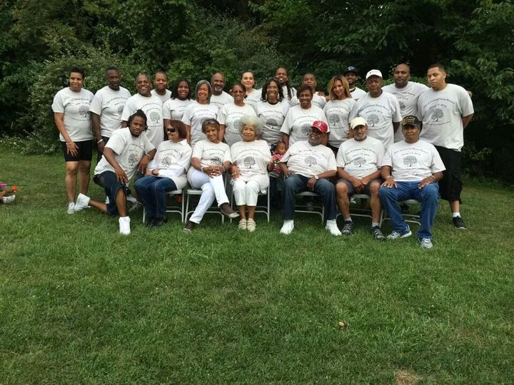 """Looking Into The Past To Enrich Our Future"" Dyke Calloway Reunion T-Shirt Photo"