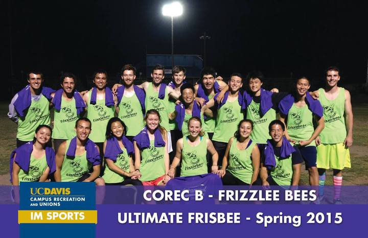 Frizzlebees! T-Shirt Photo