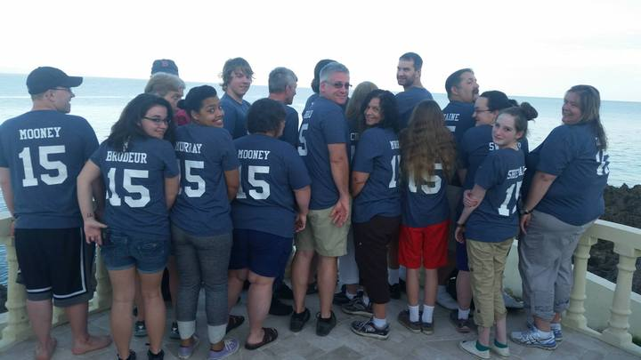 Catalyst Dominican Team 2015  T-Shirt Photo