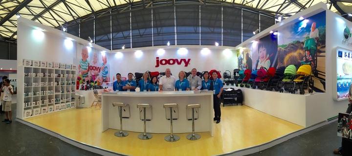 Joovy In Shanghai T-Shirt Photo