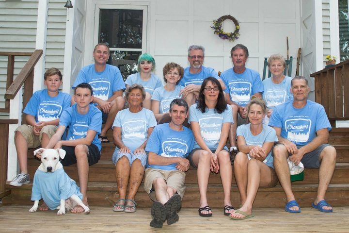 Chambers Family Reunion  T-Shirt Photo