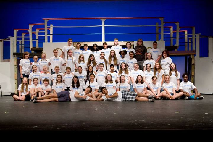 Anything Goes At Herndon Hs July 2015 T-Shirt Photo