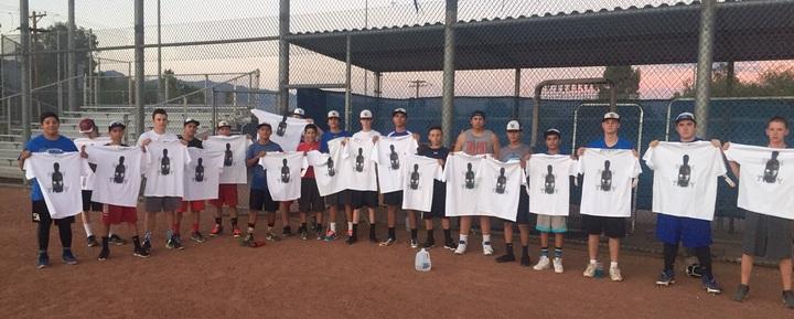 Men Of Troy  T-Shirt Photo