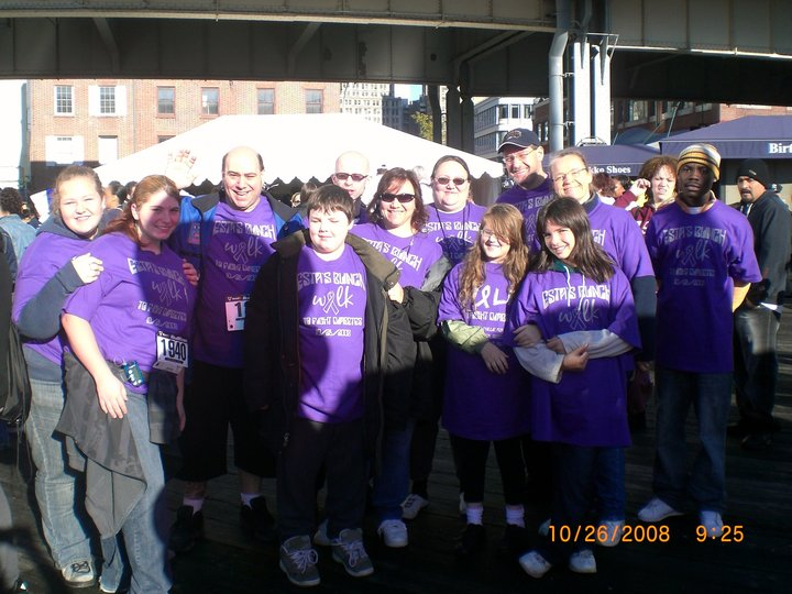 Step Out   Walk To Fight Diabetes T-Shirt Photo