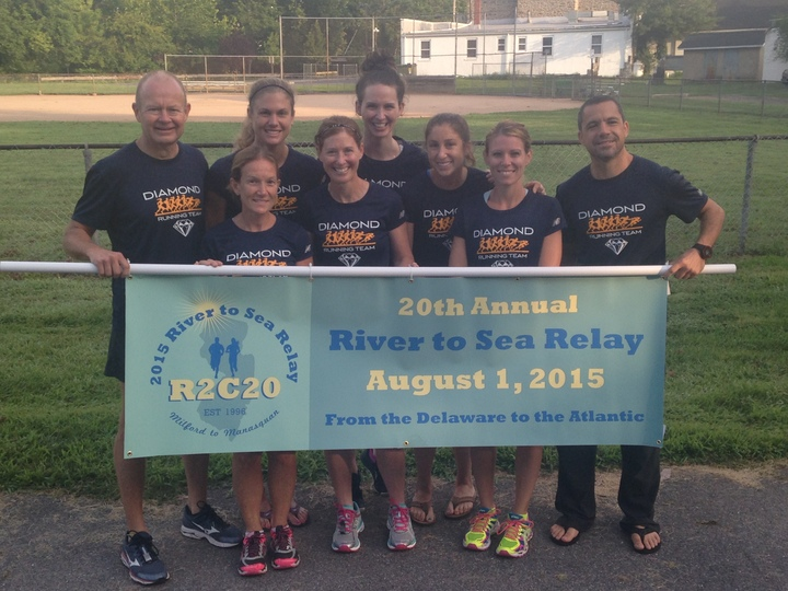 Running Team T-Shirt Photo