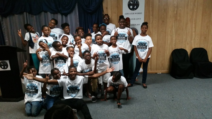 Greater Youth Conference 2015  T-Shirt Photo