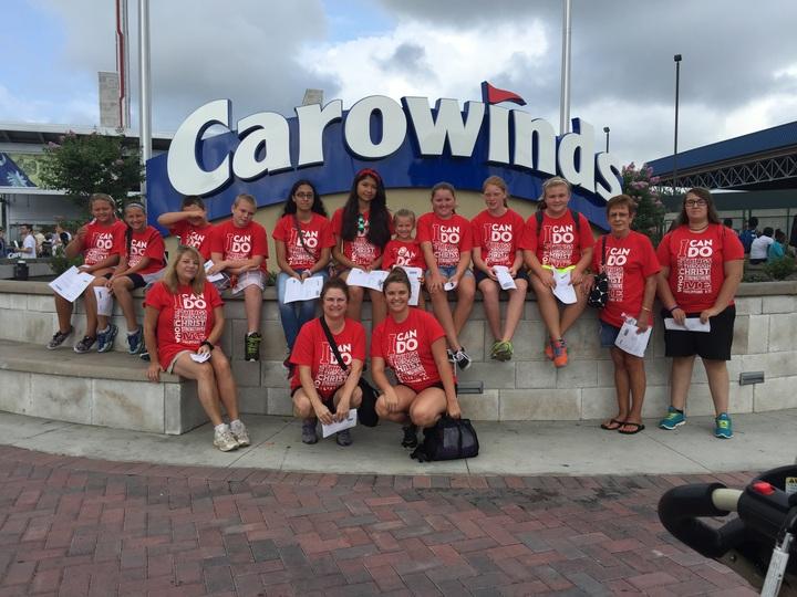 Carowinds Fun T-Shirt Photo