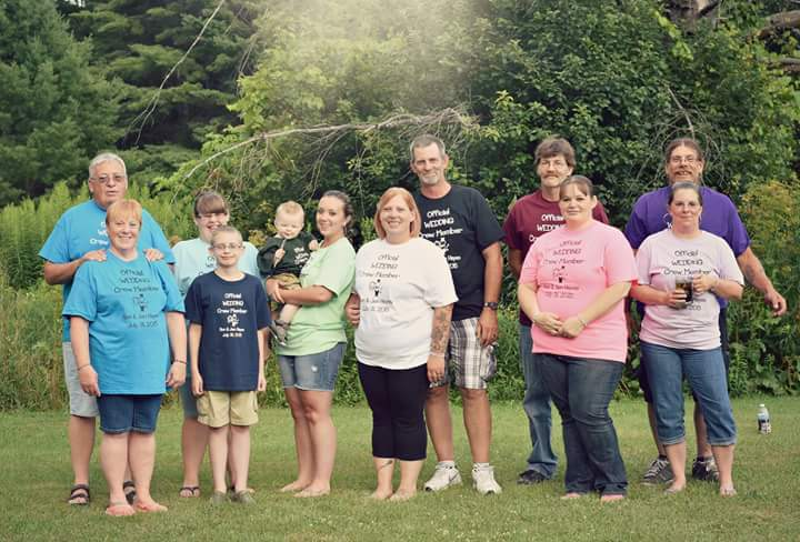 Official Wedding Crew! T-Shirt Photo