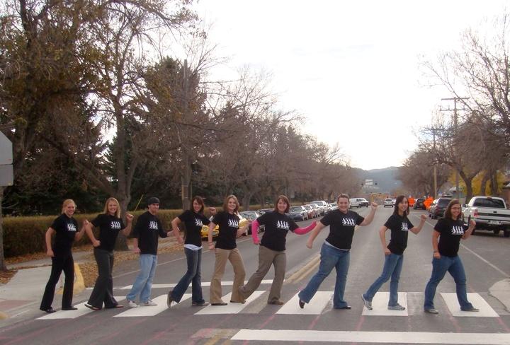 Crosswalkin' T-Shirt Photo
