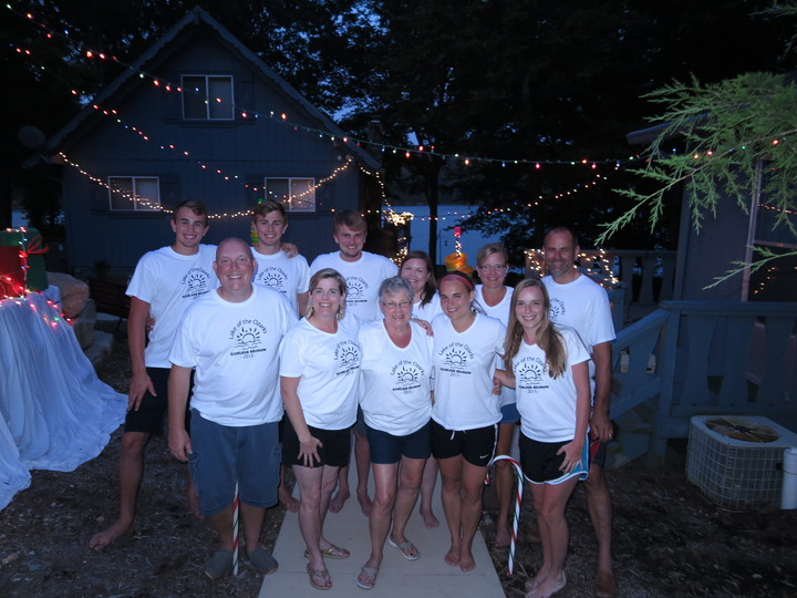 Schelker Reunion T-Shirt Photo