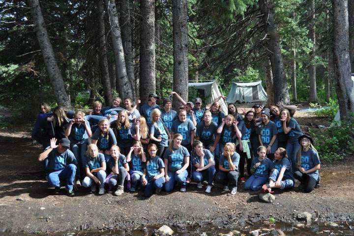 Tuscany Ward Girls Camp T-Shirt Photo
