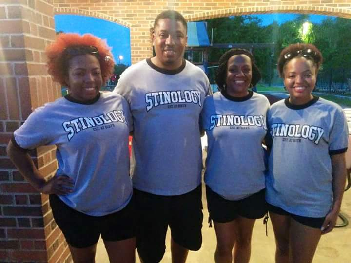 Stinson Family Reunion T-Shirt Photo