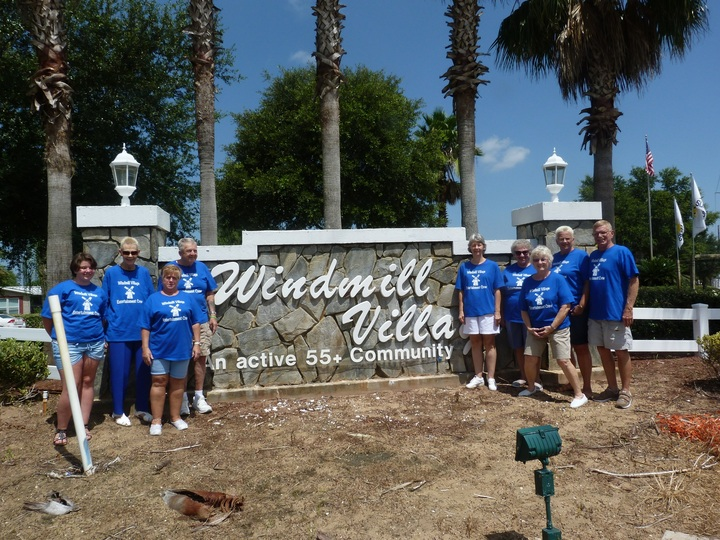 Windmill Village Entertainment Crew T-Shirt Photo