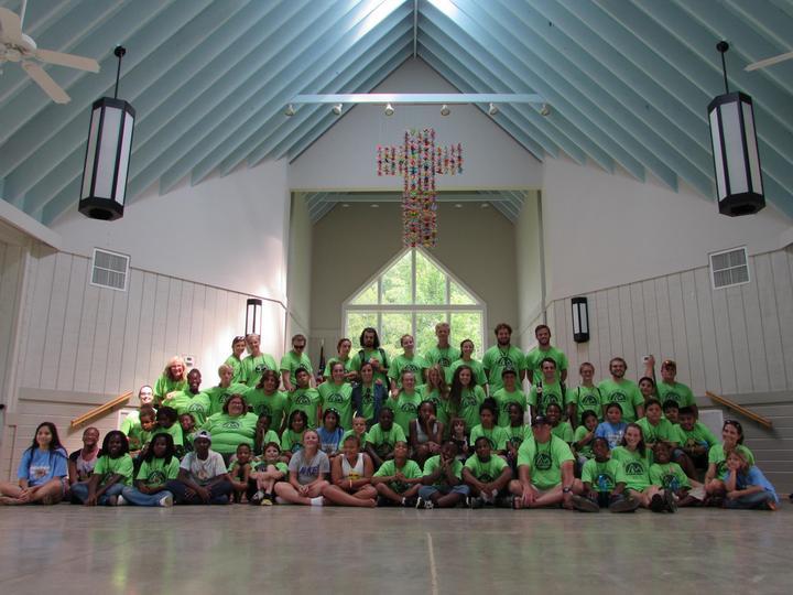Camp Billy Johnson 2015 T-Shirt Photo