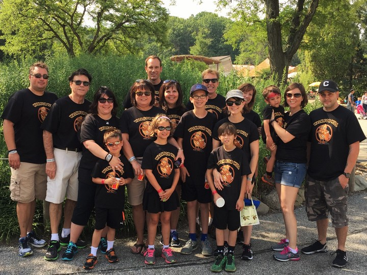 Team Walk For Will   Fare Walk For Food Allergies, Cleveland T-Shirt Photo