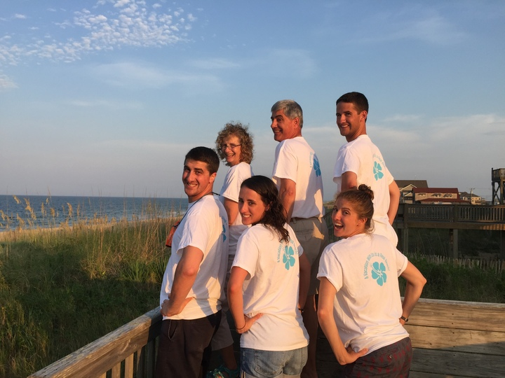 Vacation With Us Is A Real Beach. T-Shirt Photo