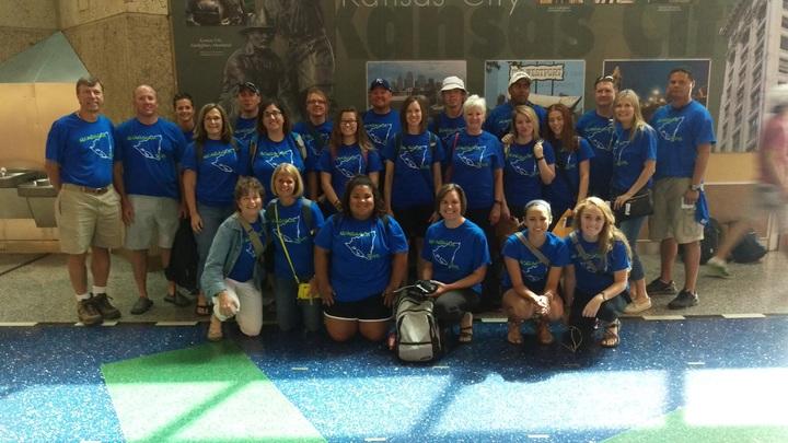 Woods Chapel Nicaragua Mission Team T-Shirt Photo