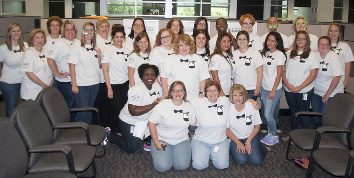 Extra Credit Union #Get Techy With It T-Shirt Photo