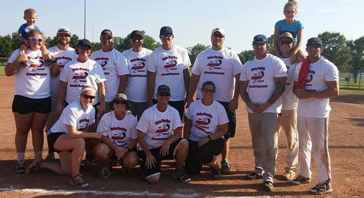 Als Softball Championships T-Shirt Photo