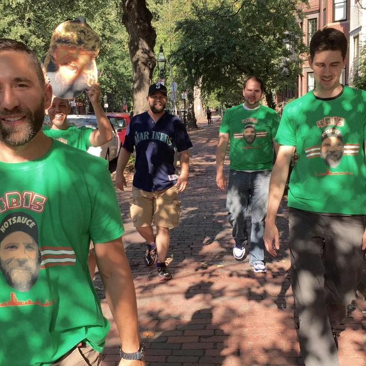 Off To Fenway T-Shirt Photo