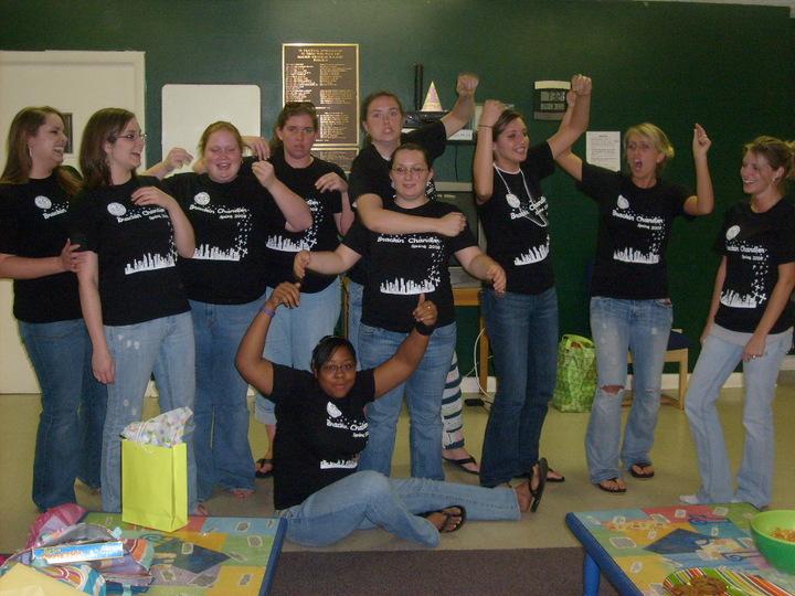 Brackin Chandler Chicks T-Shirt Photo