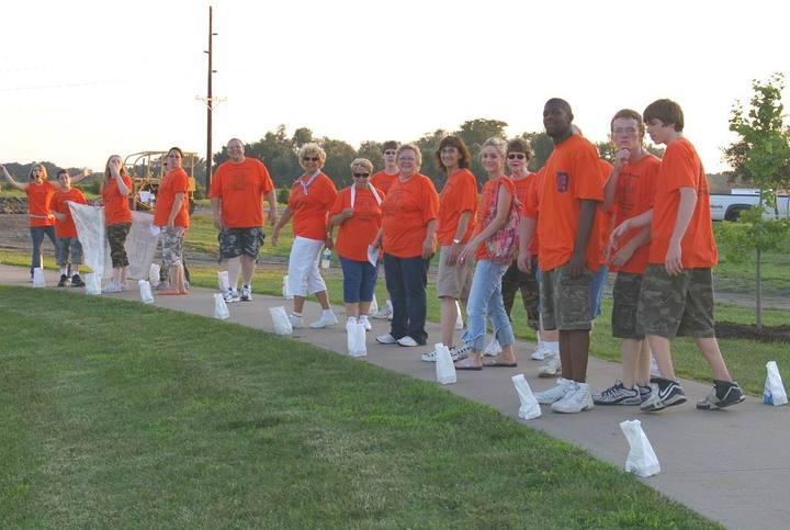 2008 Rfl Team Walk T-Shirt Photo