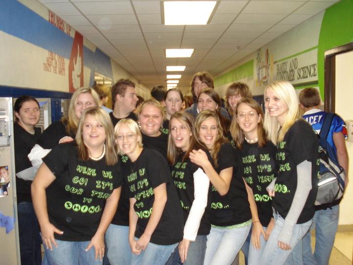 K M Class Of 2009 T-Shirt Photo