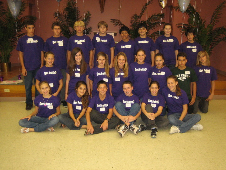 Confirmation Spirit Retreat T-Shirt Photo