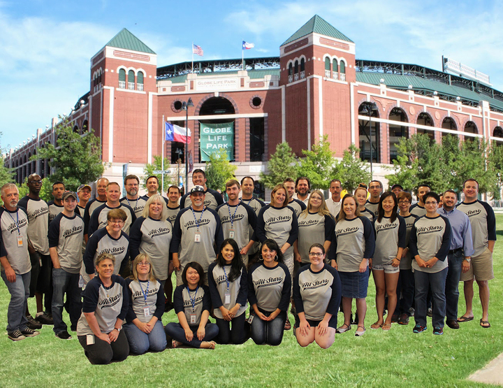 Bnsf Logistics Employee Recognition Week T-Shirt Photo