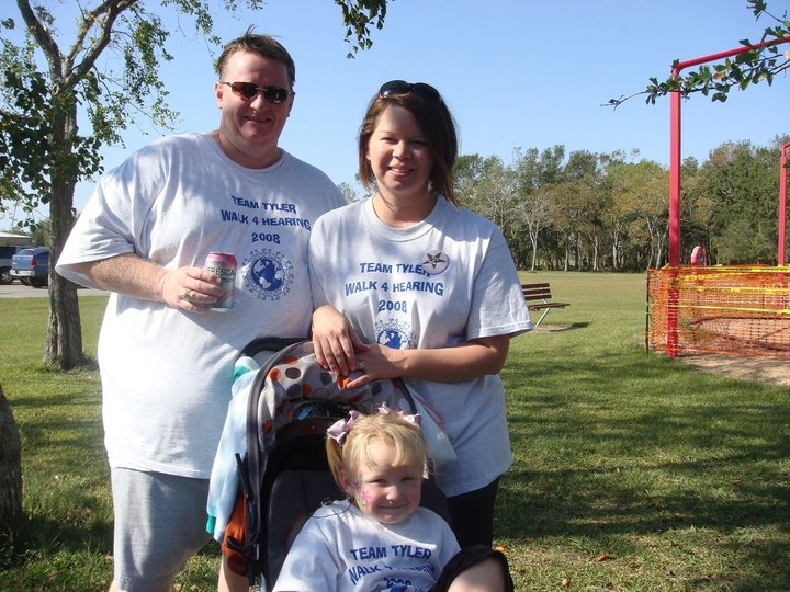 Walk 4 Hearing T-Shirt Photo