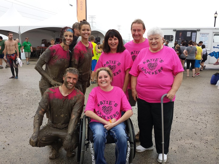 Muck Fest Family T-Shirt Photo