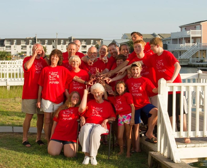 Family Beach Week Fun T-Shirt Photo